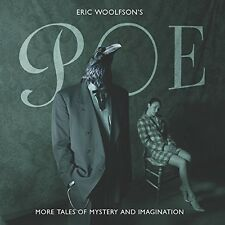 Poe More Tales Of Mystery & Imagination - Eric Woolfson (2016, Vinyl NIEUW)