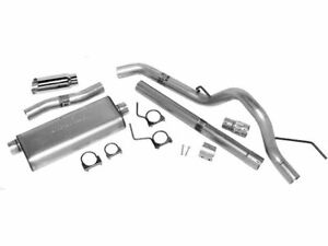 Exhaust System For 04-08 Ford F150 4.6L V8 5.4L XL XLT XX97D2