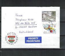 Österreichische Briefmarken (1960-1969) mit Ersttagsbrief-Erhaltungszustand
