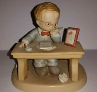 ENESCO Memories of Yesterday Figurine I'M HOPING YOU'RE MISSING ME TOO #525499
