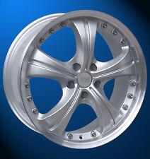 RH Alurad 8.0 X 18 MZ Audi TT, A3, Mercedes C-Klasse, Seat Leon, Altea, Toledo