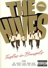 The Hives - Tussels In Brussels (Region 0 DVD) [Like new] (C)
