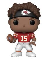 Patrick Mahomes Bobblehead Cartoon Magnet Kansas City Chiefs Player #15