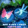 Solar Butterfly/Dragonfly Lamp Floating Ball Light LED for Pond Garden Pool  NEW