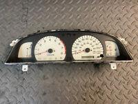 1998-2004 Toyota Tacoma White Speedometer Gauge Cluster Dash Panel 83800-04650