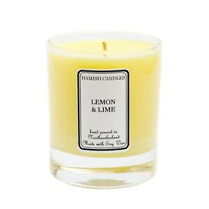 Lemon & Lime - Personalised Soy Wax Candle - 20cl