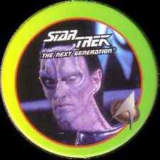 STAR TREK THE NEXT GENERATION, CARDASSIAN, STARTDISC POG MILK CAP, # 24