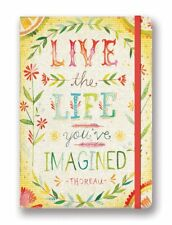 Studio Oh! LIfe the life...deconstructed compact journal Katie Daisy #80223