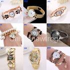 9 Style Fashion Women Girls Analog Quartz Wristwatch Ladies Dress Bracelet Watch