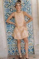 Spell Designs Darling Embroidery Mini Dress- XXS