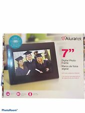 Aluratek Digital Photo Frame with Automatic Slideshow - 7 inch