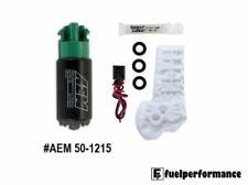 AEM 340LPH Compact Fuel Pump & Installation Kit fits: Subaru BRZ 2012-2018