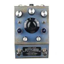 PettyJohn Electronics Predrive Studio Guitar Effects Pedal Audiophile Stompbox