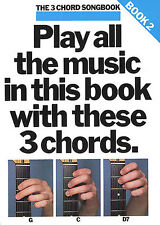The 3 Chord Songbook Book 2 by Music Sales Ltd (Paperback, 2000)