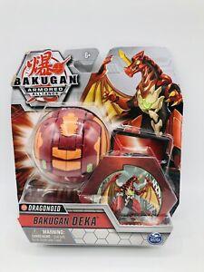 Bakugan Battle Planet Armored Alliance Bakugan Deka Dragonoid Set