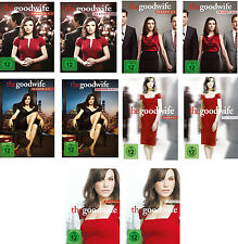 30 DVDs * THE GOOD WIFE - STAFFEL / SEASON 1.1 - 5.2 IM SET ~ MB # NEU OVP =