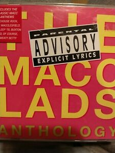 THE MACC LADS  ANTHOLOGY. CD