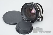 Carl Zeiss Jena Flektogon 20mm f/4 Lens Exakta Mount Lens w/ EF Mount Adapter