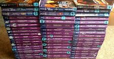 Lot of 55 HARLEQUIN INTRIGUE & ROMANTIC SUSPENSE PAPERBACKS Mostly 2013-2016