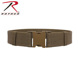 Rothco 10571 Duty Belt - Coyote Brown