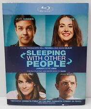 Sleeping With Other People. Blu-Ray. Brand New.