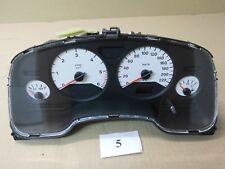 Kombiinstrument weiß Opel ASTRA G 2.0 DI 1.7 TD 1256155 original OPEL