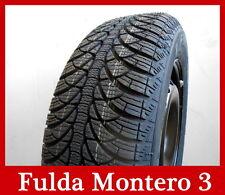Winterreifen auf Felgen Fulda Montero3  195/65R15 91T VW Golf  5 / 6 , Touran