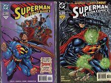 Superman #762 + #766    (C1.565)