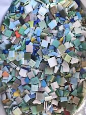 Lot Pour Mosaique 5 Kg émaux Tesselles de Briare En Vrac