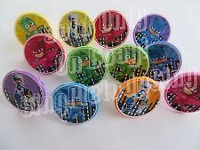 NEW PJ Masks Villains Cupcake Rings - Birthday, pinata, treat bag, cake, party