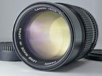 [N.MINT] Canon New FD 135mm F/2.8 NFD MF TELEPHOTO PRIME LENS from Japan JP SLR