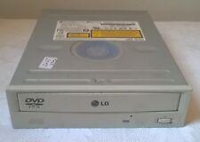LETTORE DVD ROM DRIVE SLOT-IN - LG GDR 8162B - PC DESKTOP IDE PATA 16X