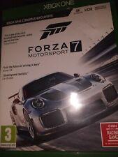 FORZA MOTORSPORT 7 Xbox One Game