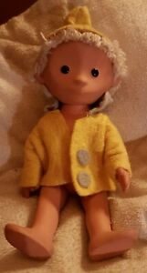 Sandmann DDR Sandmännchen Kinder Figur Puppe beweglich 20cm