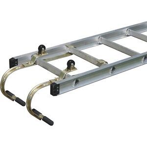 RoofZone Ladder Hook with Wheel - Sold Individually,  Model# 65005