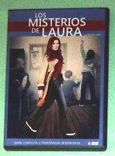 Serie tv Los misterios de Laura (versión americana) (pregunta antes de comprar!)