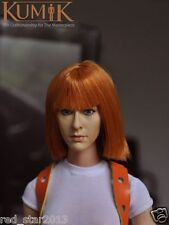 "Kumik Toy 12"" Figure 1/6 CG CY Girl Female Milla Jovovich Head Painted KUMIK15-6"