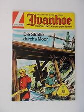 Ivanhoe - Nr. 81. Lehning V. (Mit Sammelmarke) Comic / Z. 1-2