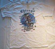Chicago White Sox Baseball 2005 World Series Championship Fever T-Shirt Large #7
