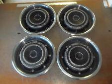 """1970 70 1971 71 Chrysler Hubcap Rim Wheel Cover Hub Cap 15"""" OEM USED 350 SET 4"""