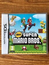 New Super Mario Bros (Nintendo DS) Brand New Sealed