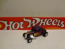 2002 Hot Wheels 100% Limited Edition Blown '34 Ford w/ Real Riders Read