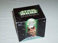 1999 Star Wars Episode I Taco Bell KFC Jar Jar Binks squeeze squirter toy NIB
