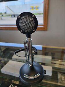 Astatic D-104 Black Bottom Microphone - Works