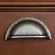 "953-WN - 3"" CC Classic Bin Cabinet Pull - Weathered Nickel"