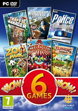 - WOW Simulations Collection (pc Dvd) 5060020478581