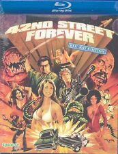 42nd Street Forever Blu-Ray Edition Synapse 80 classic grindhouse trailers