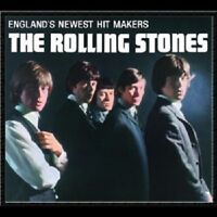 THE ROLLING STONES 'ENGLAND´S NEWEST HITMAKERS' CD NEW!