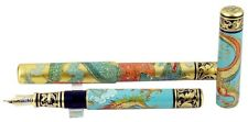 Phoenix Lacquer Art Year of the Dragon Matching Number Fountain Pen Set