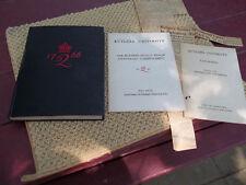 1947 RUTGERS UNIVERSITY YEARBOOK NEW BRUNSWICK NJ
